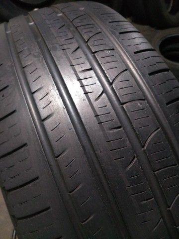 225/60/18, seminovos marca Pirelli Scorpions originais 4 peças iguais. Oportunidade!!! - Foto 2