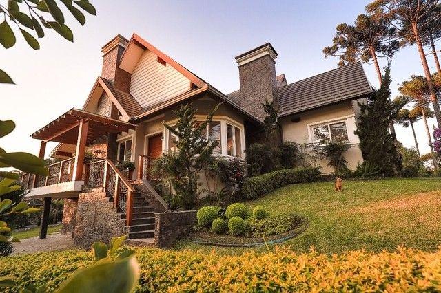Casa com 5 dormitórios à venda, 400 m² por R$ 4.700.000,00 - Aspen Mountain - Gramado/RS