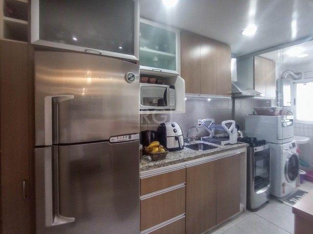 Apartamento à venda com 3 dormitórios em Jardim carvalho, Porto alegre cod:EL56357495 - Foto 16