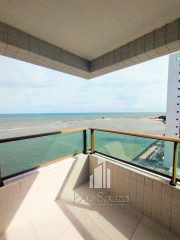 BR_H - Lindo apartamento na beira mar de Casa Caiada com 95m² - Estação Marcos Freire - Foto 4