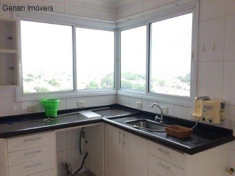 Apartamento à venda com 3 dormitórios em Jardim pau preto, Indaiatuba cod:V229 - Foto 3