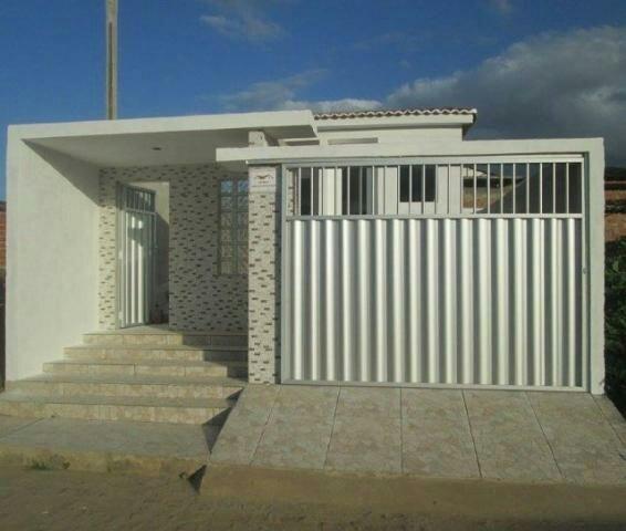 Casa ao lado da rodoviária, em Alagoa Geande