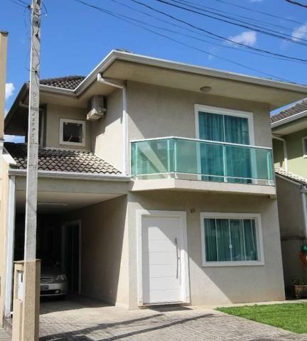Sobrado Condomínio fechado no Umbara - Aceito Imovel de até R$ 250.000