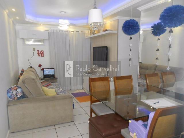 Maravilhoso apartamento de 2 quartos no miolo da Vila da Penha