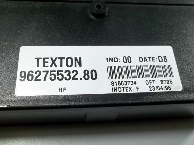 Kit Code Injeção Citroen Xantia 2.0 - Foto 7