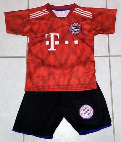 2540f4bff3 Conjunto Infantil de Futebol - Artigos infantis - Paratibe