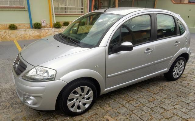 Citroën c3 exclusive 1.4 2010 flex