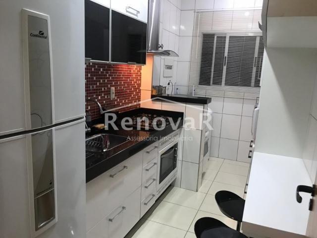 Apartamento à venda com 2 dormitórios em Jardim marajoara, Nova odessa cod:280 - Foto 7