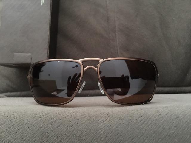 Óculos Oakley, Inmate, Novo, Original, Cor Bronze - Bijouterias ... b92d5382cb