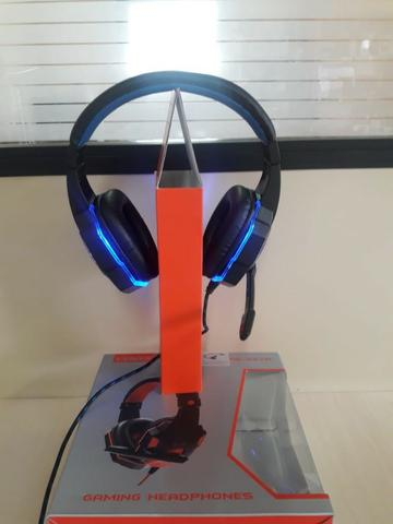 Fone De Ouvido Satellite Gamer Headset P2 XboxOne Ps4 Smartphone Pc - Foto 3