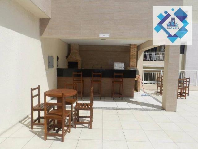 Apartamento repasse , com móveis fixos , preço negociável à venda, Parangaba, Fortaleza. - Foto 16