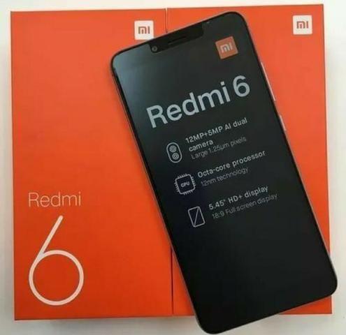 Xiaomi Redmi 6 /32gb/3gb Ram/global Sensor Digital