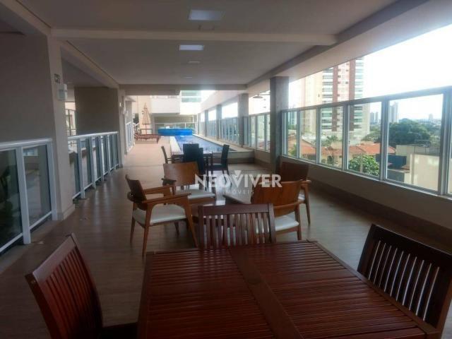 Residencial matriz -apartamento com 3 dormitórios à venda, 103 m² por r$ 495.000 - setor b - Foto 16