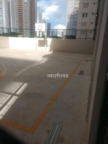Residencial matriz -apartamento com 3 dormitórios à venda, 103 m² por r$ 495.000 - setor b - Foto 20