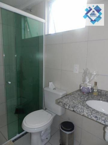 Apartamento repasse , com móveis fixos , preço negociável à venda, Parangaba, Fortaleza. - Foto 11