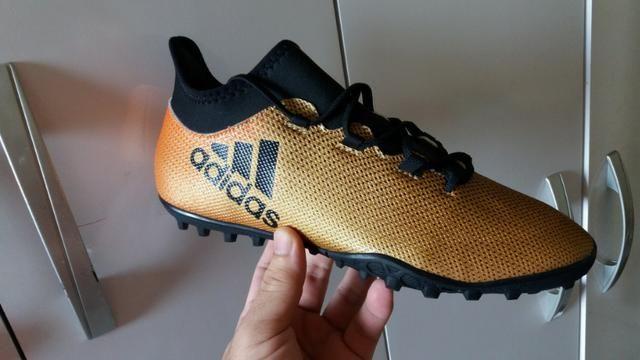 dffe8896c4 Chuteira Adidas Society X 17.3 Tamanho 39 Original - Roupas e ...