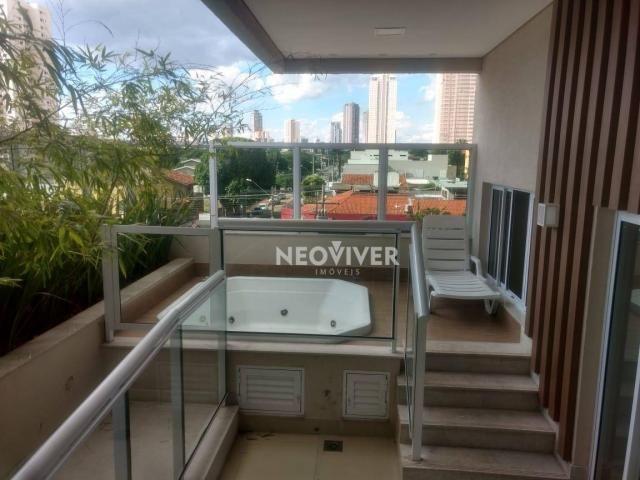 Residencial matriz -apartamento com 3 dormitórios à venda, 103 m² por r$ 495.000 - setor b - Foto 12