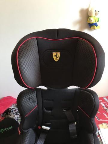 b16bcd0e9043f Cadeira para Automóvel Beline SP Ferrari 09 a 36 Kg Preta valor negociável