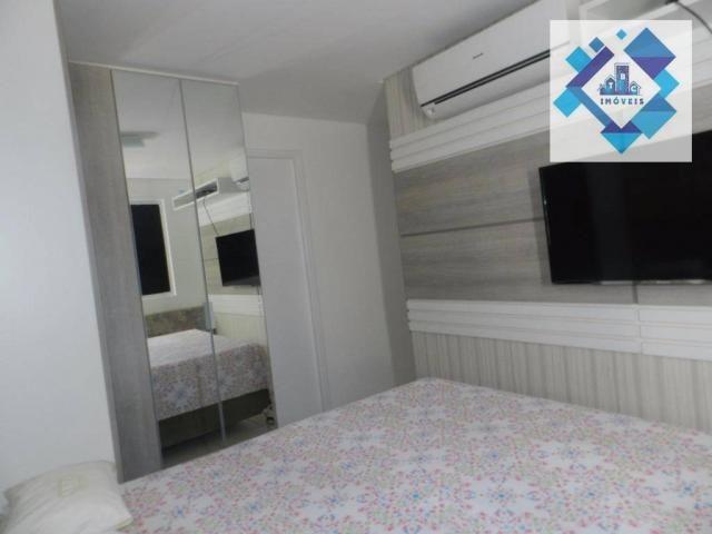 Apartamento repasse , com móveis fixos , preço negociável à venda, Parangaba, Fortaleza. - Foto 8