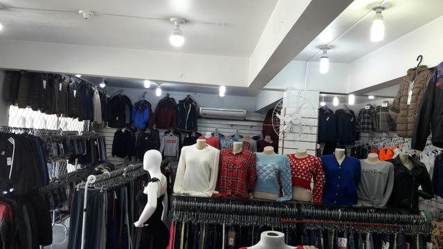 100f331a4 Loja de roupa bem localizada no bairro Sao Vicente Itajai