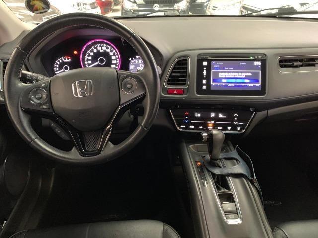 Honda HR V 2016 EXL flex- TOP de linha - Foto 5