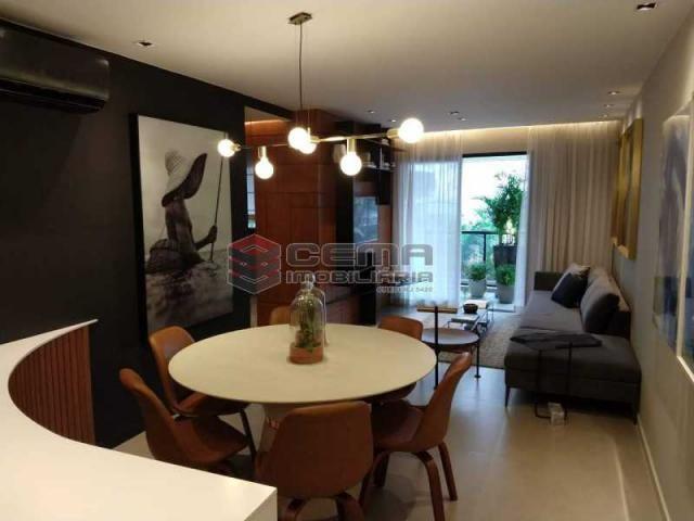 Apartamento à venda com 2 dormitórios em Botafogo, Rio de janeiro cod:LAAP23934 - Foto 4