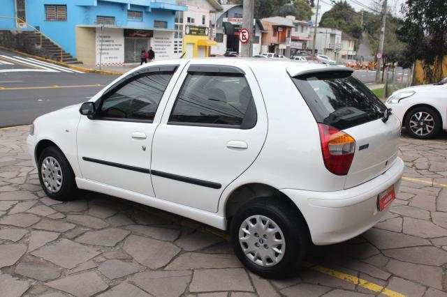 FIAT PALIO 2007/2007 1.0 MPI FIRE 8V GASOLINA 4P MANUAL - Foto 4