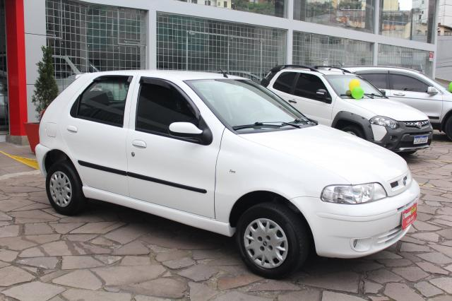 FIAT PALIO 2007/2007 1.0 MPI FIRE 8V GASOLINA 4P MANUAL - Foto 2