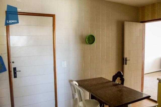 Apartamento com 3 dormitórios para alugar, 100 m² por R$ 1.600/mês - Papicu - Fortaleza/CE - Foto 5