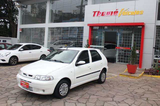 FIAT PALIO 2007/2007 1.0 MPI FIRE 8V GASOLINA 4P MANUAL - Foto 13