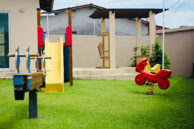 Apartamento com doc. gratis: 2 quartos, 2 banheiros , piscina, salao de festas - Foto 5