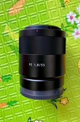 Sony FE 55mm f1.8 zeiss