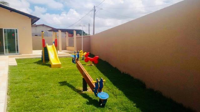 Apartamento com doc. gratis: 2 quartos, 2 banheiros , piscina, salao de festas - Foto 6