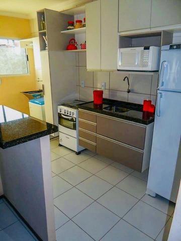Apartamento com doc. gratis: 2 quartos, 2 banheiros , piscina, salao de festas - Foto 13