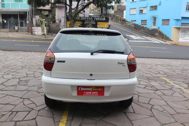 FIAT PALIO 2007/2007 1.0 MPI FIRE 8V GASOLINA 4P MANUAL - Foto 9