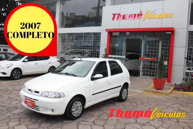 FIAT PALIO 2007/2007 1.0 MPI FIRE 8V GASOLINA 4P MANUAL