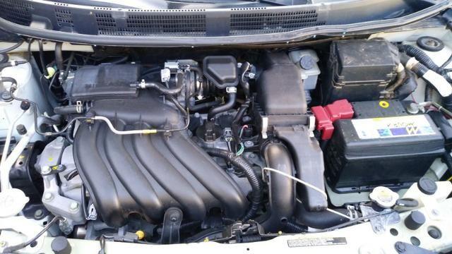Nissan Versa SV 1.6 2014/14 Único Dono - Foto 5