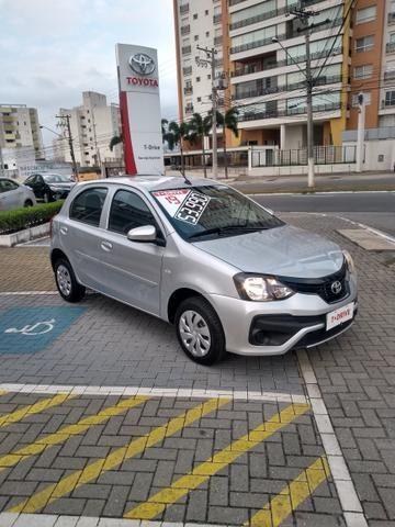 Toyota Etios 1.3 aut - Foto 2