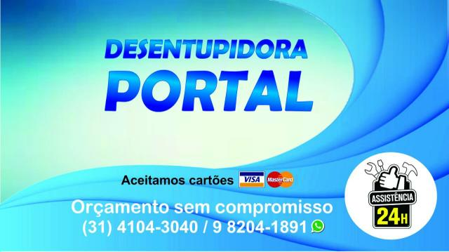 Desentupidora portal