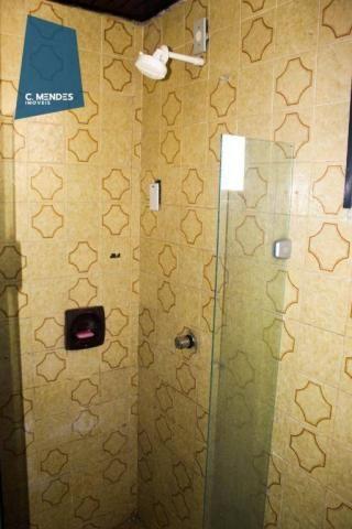 Apartamento com 3 dormitórios para alugar, 100 m² por R$ 1.600/mês - Papicu - Fortaleza/CE - Foto 18