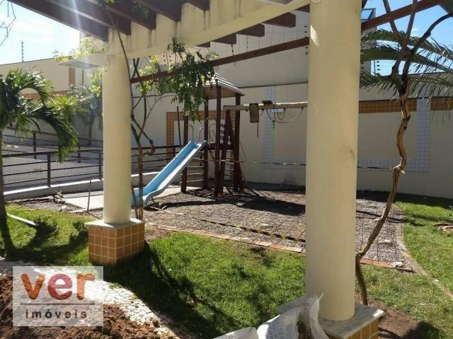 Apartamento com 3 dormitórios à venda, 137 m² por R$ 850.000,00 - Cocó - Fortaleza/CE - Foto 3