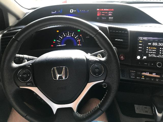 Honda Civic LXR 2.0 Automático 2016 Branco - Foto 4