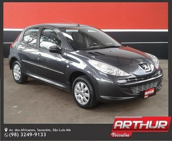 Peugeot 207 XR 1.4 Arthur Veiculos $19.500,00 - Foto 2
