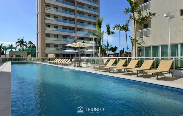 (EXR15895) Apartamento à venda no Luciano Cavalcante de 74m² com 3 quartos e 2 vagas - Foto 2