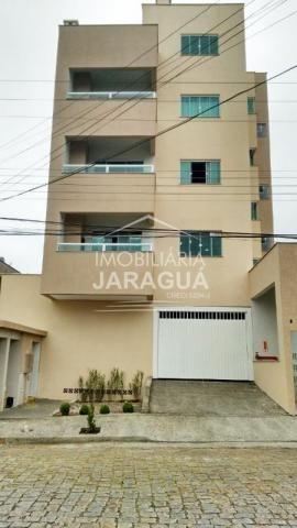 Apartamento à venda, 2 quartos, 1 vaga, nova brasília - jaraguá do sul/sc