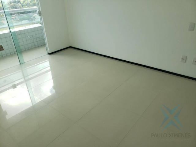 Apartamento novo com 3 dormitórios para alugar, 81 m² por r$ 1.700/mês - engenheiro lucian - Foto 15