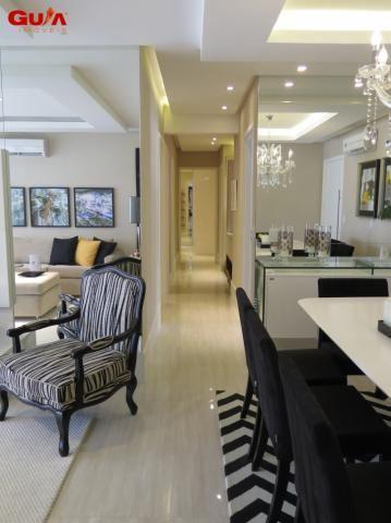 Apartamentos novos com 03 suítes no bairro aldeota - Foto 18