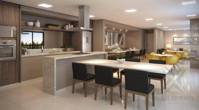 Apartamento com 3 dormitórios à venda, 58 m² por r$ 221.000 - passaré - fortaleza/ce - Foto 4