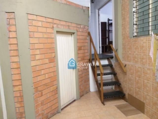 Apartamento com 1 dormitório para alugar, 120 m² por R$ 1.000/mês - Centro - Gravataí/RS - Foto 11