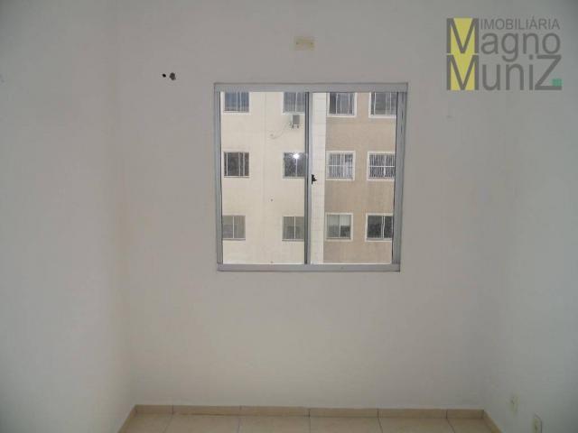 Apartamento com 2 dormitórios para alugar, 50 m² por r$ 600,00/mês - vila velha - fortalez - Foto 6